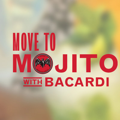 Bacardi Move to Mojito